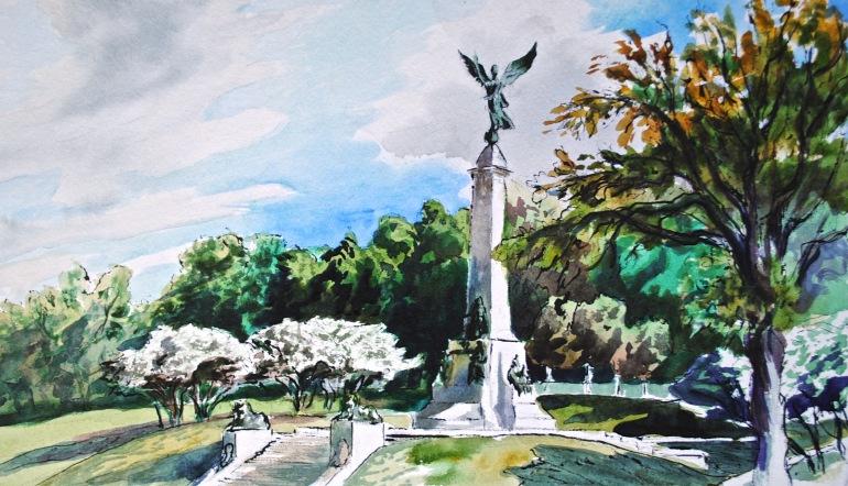 Monument Cartier